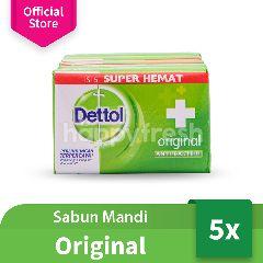Dettol Sabun Anti Bakteri Original