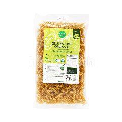 SIMPLY NATURAL Organic Gluten Free Chickpea Fussili Pasta