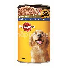 Pedigree Can Dog Wet Food Adult Chicken 1.15KG Dog Food