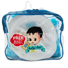 Baby-Dee Kemasan Travel Perawatan Bayi Susu