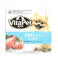 VITA PET Beef & Liver