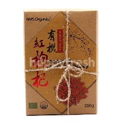 BMS Organics Premium Organic Red Goji Berry