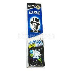 Darlie All Shiny Pasta Gigi Charcoal Clean White