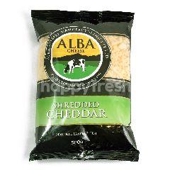 Alba Cheese Cheddar Parut