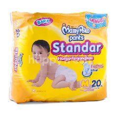 MamyPoko Popok Celana Bayi Standar Ukuran M