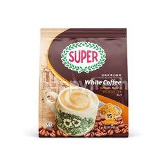 Super Charcoal Roasted White Coffee Premix Classic (15s)