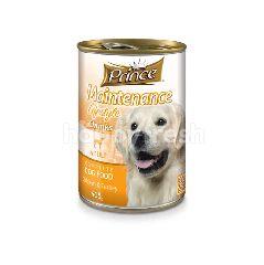 PRINCE Maintenance Gourmet Dog Food Chicken & Turkey