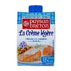Paysan Breton 12% Fat UHT Cream