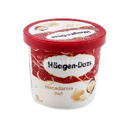 ฮาเก้น-ดาส ไอศกรีมนมผสมแมคคาดาเมียนัต มินิ