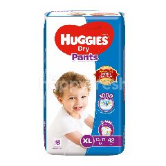 Huggies Dry Pants Super Value Pack Diapers XL42