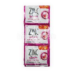Zinc Sampo untuk Perawatan Rambut Rontok dan Anti Ketombe