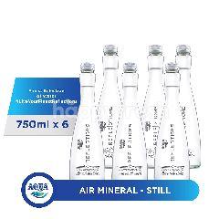 Aqua Reflections Air Mineral 750ml 6-Pack