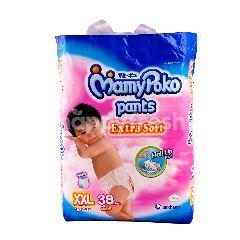 MamyPoko Popok Celana Bayi Ekstra Lembut Ukuran XXL