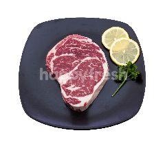 ทีส์ แบล็คแองกัส เนื้อสันแหลมวัวแองกัสแช่แข็ง ออสเตรเลีย