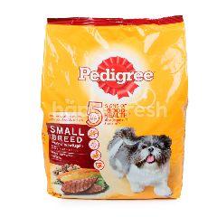 เพดดิกรี รสตับย่าง เพื่อสุนัขสุขภาพดี 5 ประการ สำหรับสุนัขพันธุ์เล็ก