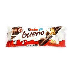 Kinder Joy Cokelat Kinder Bueno dengan Susu dan Kacang Hazel