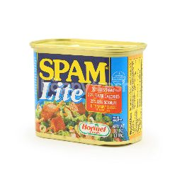 Hormel Spam Lite Pork Meat