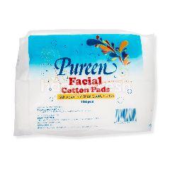 Pureen Facial Cotton Pads