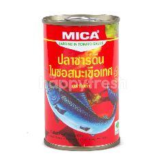 ปลาซาร์ดีนในซอสมะเขือเทศ