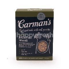 Carman's Original Fruit-Free Muesli Bars