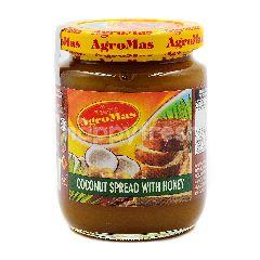 AgroMas Coconut Spread With Honey