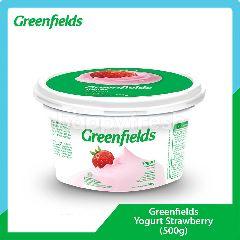 Greenfields Strawberry Yogurt