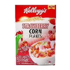 Kellogg's Strawberry Corn Flakes