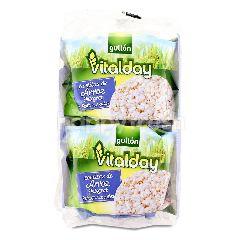 Gullon Vitalday Whole Rice Cakes