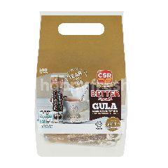 CSR Better Brown Low Glycemic Sugar (100 Sticks)
