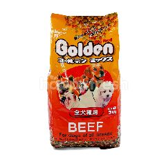 Golden Dog Food Beef
