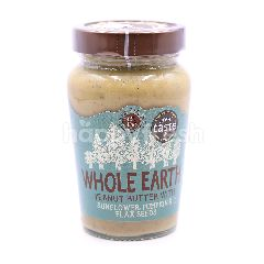 Whole Earth Peanut Butter With Sunflower, Pumpkin & Flax Seeds
