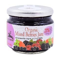 Alce Nero Organic Mixed Berries Jam
