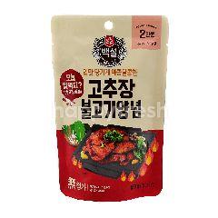 Cheiljedang Gochujang Bulgogi Sauce - Pork