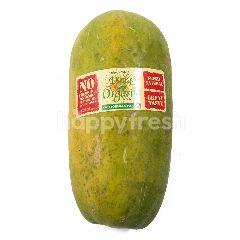 Daily Organic Organic Californian Papaya