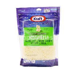 Kraft Finely Shredded Mozzarella Cheese