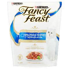 PURINA FANCY FEAST Tuna, Prawn, Mackerel & Crab Flavour
