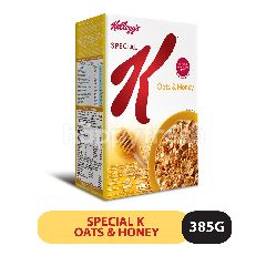 Kellogg's Special K Oats & Honey Crisp Flakes