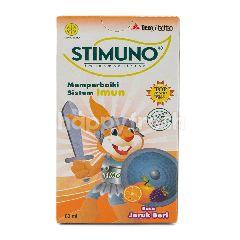 Stimuno Immunomodulator Rasa Jeruk Beri