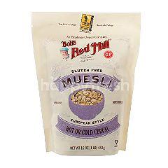 บ๊อบส เรด มิลล์ มูสลี่ ปราศจากข้าวสาลี, กลูเตน-ฟรีและผลิตภัณฑ์จากนม 453 กรัม