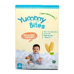 Yummy Bites Cracker Beras Rasa Original