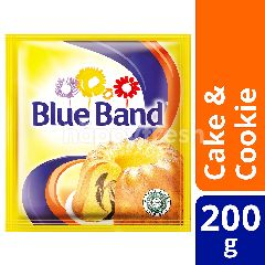 Blue Band Margarin Keik dan Kukis