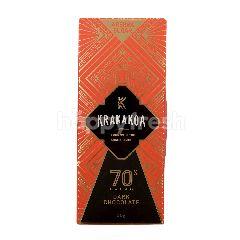 Krakakoa Cokelat Hitam 70% Cacao