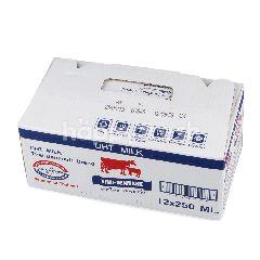 ไทย-เดนมาร์ค นมยูเอชที รสจืด 250 มล. (แพ็ค 12)