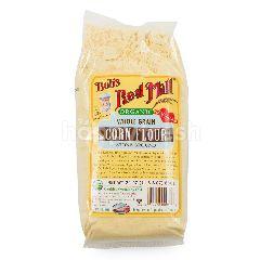 Bob's Red Mill Organic Whole Grain Corn Flour