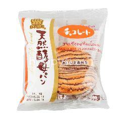 ดี-พลัส ขนมปังรสช็อกโกแลต 75 กรัม