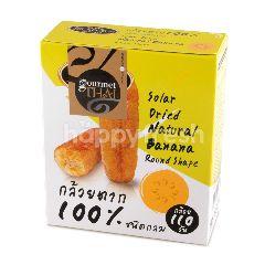 กูร์เมต์ ไทย กล้วยตาก 100% ชนิดกลม
