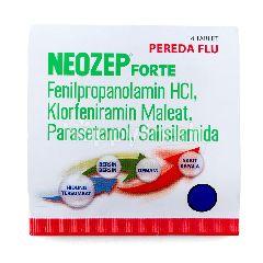 Neozep Forte Obat Pereda Flu