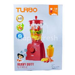 Turbo Heavy Duty Blender EHM 8000 Merah