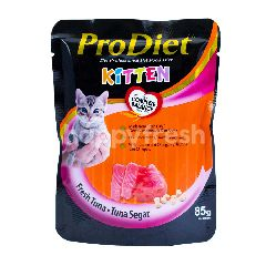 PRODIET Kitten Fresh Tuna Flavor Cat Food
