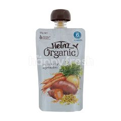 Heinz Organic Sweet Baby Vegetables